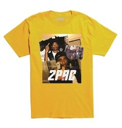Camiseta No Hype 2Pac Ass na internet