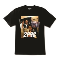 Camiseta No Hype 2Pac Ass