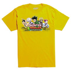 Camiseta No Hype Hunter x Hunter na internet