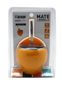 Mate set kEEP - distribuidora cuyana