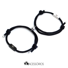 Pulseira Lovers All Black