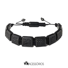 Pulseira Executive Premium Black
