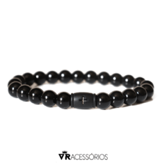 Pulseira Faith All Black - comprar online