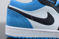 "Jordan 1 Low ""Laser Blue"" - Outh Clothing"