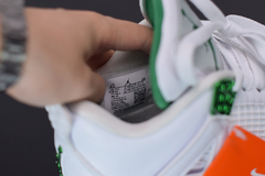 "Tênis Air Jordan 4 ''Metallic Green"" - Outh Clothing"