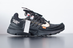 "Imagem do Tênis Nike Air Presto x Off ''White ""Black"""