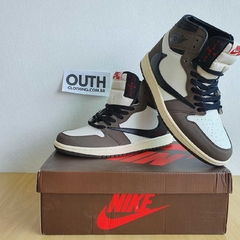 "Air Jordan 1 x Travis Scott - Dark Mocha ""41"""