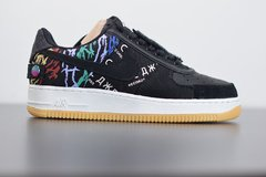 "Air Force 1 x Travis Scott ""Cactus Jack x Black Sail"" - loja online"