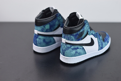 "Tênis Air Jordan 1 High ""Tie Dye"" - Outh Clothing"