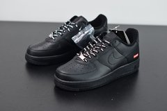Nike Air Force 1 Low Black x Supreme - loja online