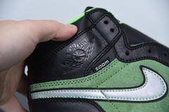 "Air Jordan 1 High Zoom Air ""Zen Green"" na internet"