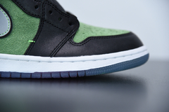 "Air Jordan 1 High Zoom Air ""Zen Green"" - loja online"
