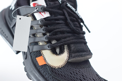 "Tênis Nike Air Presto x Off ''White ""Black"" - Outh Clothing"