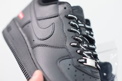 Nike Air Force 1 Low Black x Supreme - Outh Clothing