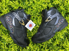 "Tênis Air Jordan 8 ""Confetti"" - Outh Clothing"