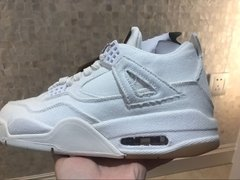 Tênis Air Jordan 4 White X Levis - Outh Clothing
