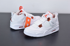 Tênis Air Jordan 4 Metallic Orange - comprar online