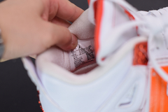 Tênis Air Jordan 4 Metallic Orange - loja online