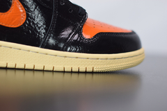 "Tênis Jordan 1 High ""Shattered Backboard"" na internet"
