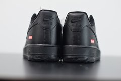 Nike Air Force 1 Low Black x Supreme