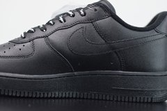 Nike Air Force 1 Low Black x Supreme na internet
