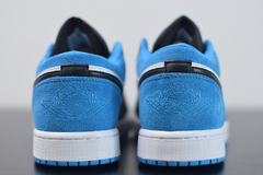 "Imagem do Jordan 1 Low ""Laser Blue"""