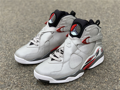 "Tênis Air Jordan 8 ""Reflective Bugs Bunny"" - Outh Clothing"