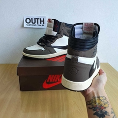 "Air Jordan 1 x Travis Scott - Dark Mocha ""41"" - Outh Clothing"