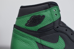 Air Jordan 1 Pine Green 2.0 na internet
