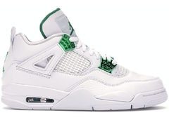 Tênis Air Jordan 4 ''Metallic Green""