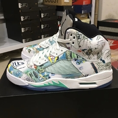 Tênis Air Jordan 5  ''Wings'' - Outh Clothing