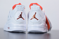 Tênis Air Jordan 4 Metallic Orange - Outh Clothing