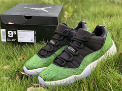 "Tênis  Air Jordan 11 Low ""Green Snake"" - comprar online"