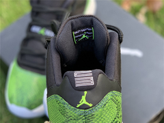 "Tênis  Air Jordan 11 Low ""Green Snake"" - Outh Clothing"