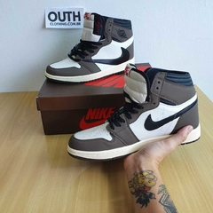 "Air Jordan 1 x Travis Scott - Dark Mocha ""41"" - comprar online"
