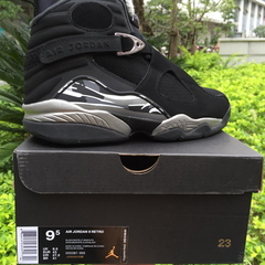 "Tênis Air Jordan 8 ""Chrome"""