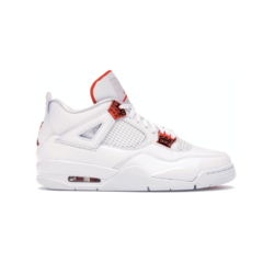 Tênis Air Jordan 4 Metallic Orange