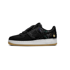 "Air Force 1 x Travis Scott ""Cactus Jack x Black Sail"""
