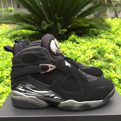 "Tênis Air Jordan 8 ""Chrome"" na internet"