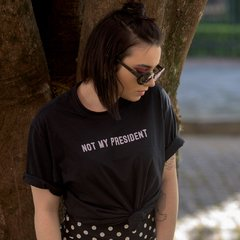 Brigitee Not my president