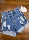 Short mih zipper 017
