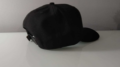 Boné Snapback All Black - Almirante colorido na internet
