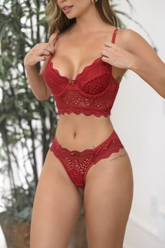 CONJUNTO DOCE PECADO S/ BOJO C/ ARO on internet