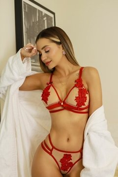 CONJUNTO ILLUSION RED