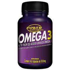 OMEGA 3  (140 CAPS) POWER SUPPLEMENTS