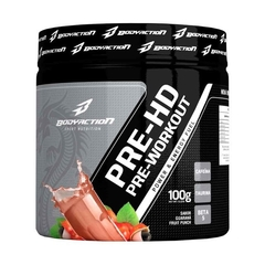 PRE-HD PRE-WORKOUT (100G) - BODY ACTION