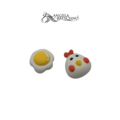 EGG & CHICKEN (20mm↨)
