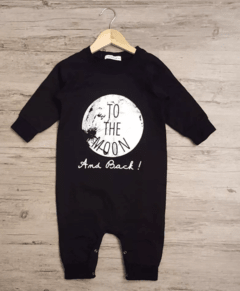 Macacão To The Moon - Baby Boy Boutique