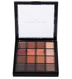 Sombra Para Ojos 16 Colores Nude Simple & Beauty