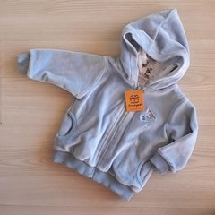 CAMPERA PLUSH - BABY COTTONS - 3 MESES